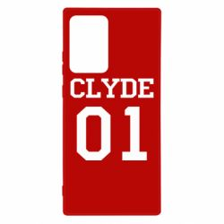 Чехол для Samsung Note 20 Ultra Clyde 01