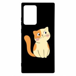 Чехол для Samsung Note 20 Ultra Colorful cat