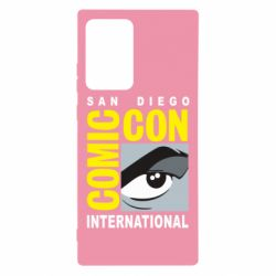 Чохол для Samsung Note 20 Ultra Comic-Con International: San Diego logo
