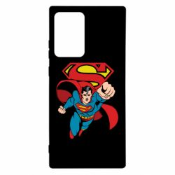 Чохол для Samsung Note 20 Ultra Comics Superman