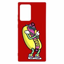 Чохол для Samsung Note 20 Ultra Cool hot dog