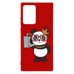 Чохол для Samsung Note 20 Ultra Cool panda