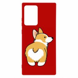 Чохол для Samsung Note 20 Ultra Corgi back