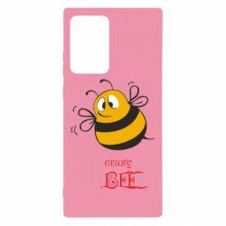 Чохол для Samsung Note 20 Ultra Crazy Bee