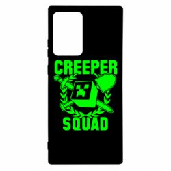 Чохол для Samsung Note 20 Ultra Creeper Squad