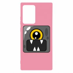 Чохол для Samsung Note 20 Ultra Cute black boss