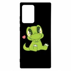 Чехол для Samsung Note 20 Ultra Cute dinosaur