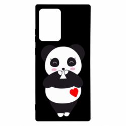 Чохол для Samsung Note 20 Ultra Cute panda