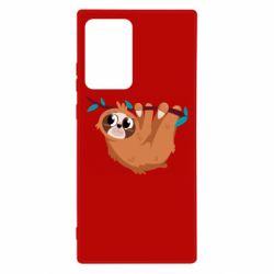 Чохол для Samsung Note 20 Ultra Cute sloth