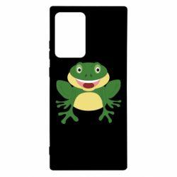 Чехол для Samsung Note 20 Ultra Cute toad