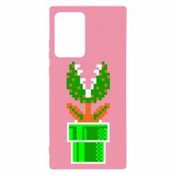 Чохол для Samsung Note 20 Ultra Квітка-людожер Супер Маріо