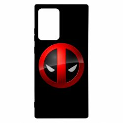Чохол для Samsung Note 20 Ultra Deadpool Logo