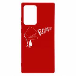 Чохол для Samsung Note 20 Ultra Dinosaur roar