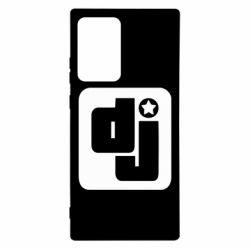 Чехол для Samsung Note 20 Ultra DJ star