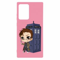 Чохол для Samsung Note 20 Ultra Doctor who is 10 season2