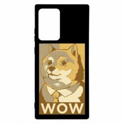 Чохол для Samsung Note 20 Ultra Doge wow meme