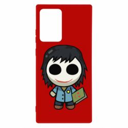 Чохол для Samsung Note 20 Ultra Doll with a book