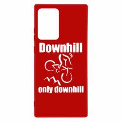 Чохол для Samsung Note 20 Ultra Downhill,only downhill