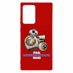 Чехол для Samsung Note 20 Ultra Droids BB 8 and  D O  star wars the rise of skywalker