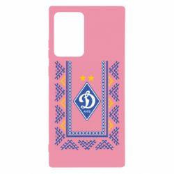 Чехол для Samsung Note 20 Ultra Dynamo logo and ornament