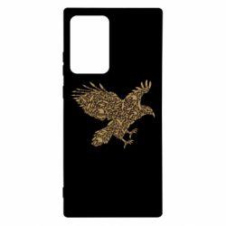 Чехол для Samsung Note 20 Ultra Eagle feather