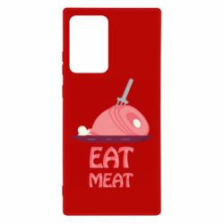 Чехол для Samsung Note 20 Ultra Eat meat