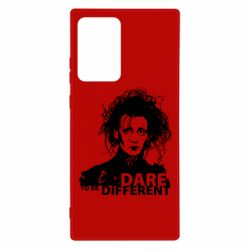 Чохол для Samsung Note 20 Ultra Edward Scissorhands