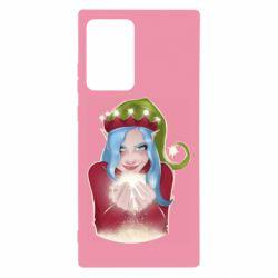Чехол для Samsung Note 20 Ultra Elf girl
