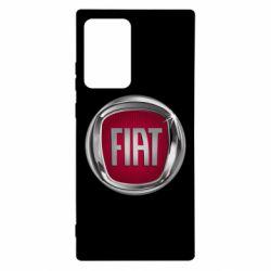Чохол для Samsung Note 20 Ultra Emblem Fiat