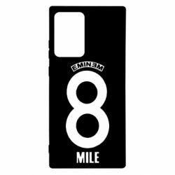 Чехол для Samsung Note 20 Ultra Eminem 8 mile