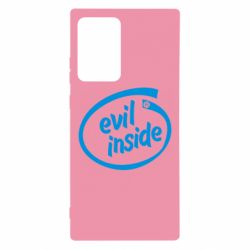 Чехол для Samsung Note 20 Ultra Evil Inside
