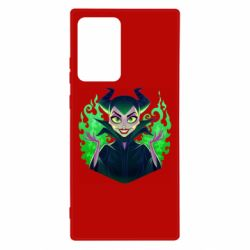 Чехол для Samsung Note 20 Ultra Evil Maleficent