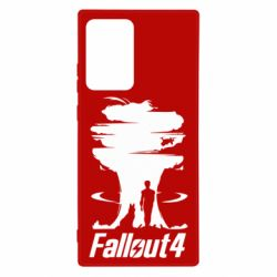 Чехол для Samsung Note 20 Ultra Fallout 4 Art