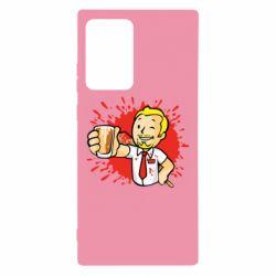 Чохол для Samsung Note 20 Ultra Fallout  boy blood
