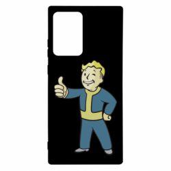 Чехол для Samsung Note 20 Ultra Fallout Boy