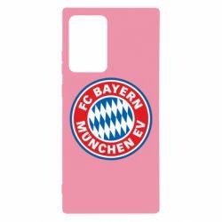Чохол для Samsung Note 20 Ultra FC Bayern Munchen