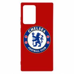 Чехол для Samsung Note 20 Ultra FC Chelsea