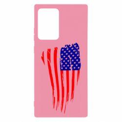Чохол для Samsung Note 20 Ultra Прапор США