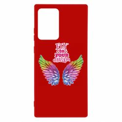 Чохол для Samsung Note 20 Ultra Fly to your dream