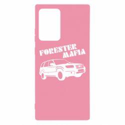 Чехол для Samsung Note 20 Ultra Forester Mafia