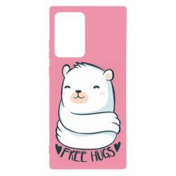 Чохол для Samsung Note 20 Ultra Free hugs bear