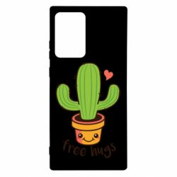 Чохол для Samsung Note 20 Ultra Free Hugs Cactus