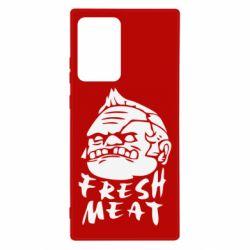 Чехол для Samsung Note 20 Ultra Fresh Meat Pudge