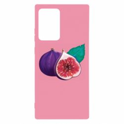 Чехол для Samsung Note 20 Ultra Fruit Fig
