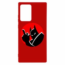 Чохол для Samsung Note 20 Ultra Fuck Batman