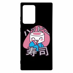 Чехол для Samsung Note 20 Ultra Funny sushi