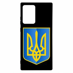 Чехол для Samsung Note 20 Ultra Герб України 3D