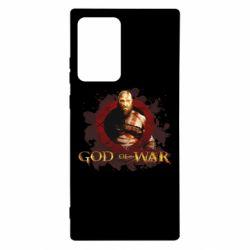 Чохол для Samsung Note 20 Ultra God of War