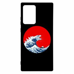 Чохол для Samsung Note 20 Ultra Godzilla Wave