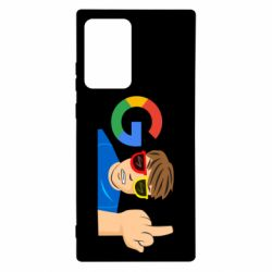 Чохол для Samsung Note 20 Ultra Google guy Fuck You